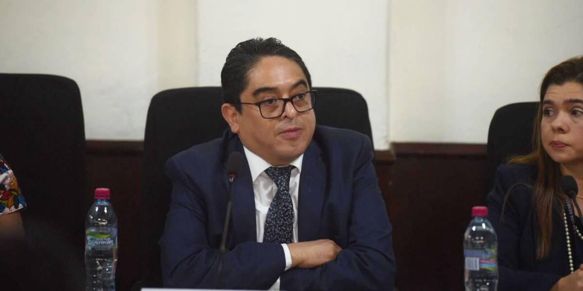 Comisión de Derechos Humanos conocerá informe sobre proceso de destitución del PDH