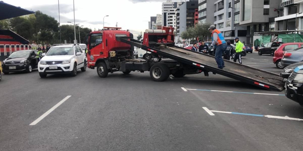 29 de octubre: 125 personas fueron sancionadas en controles de tránsito en Quito