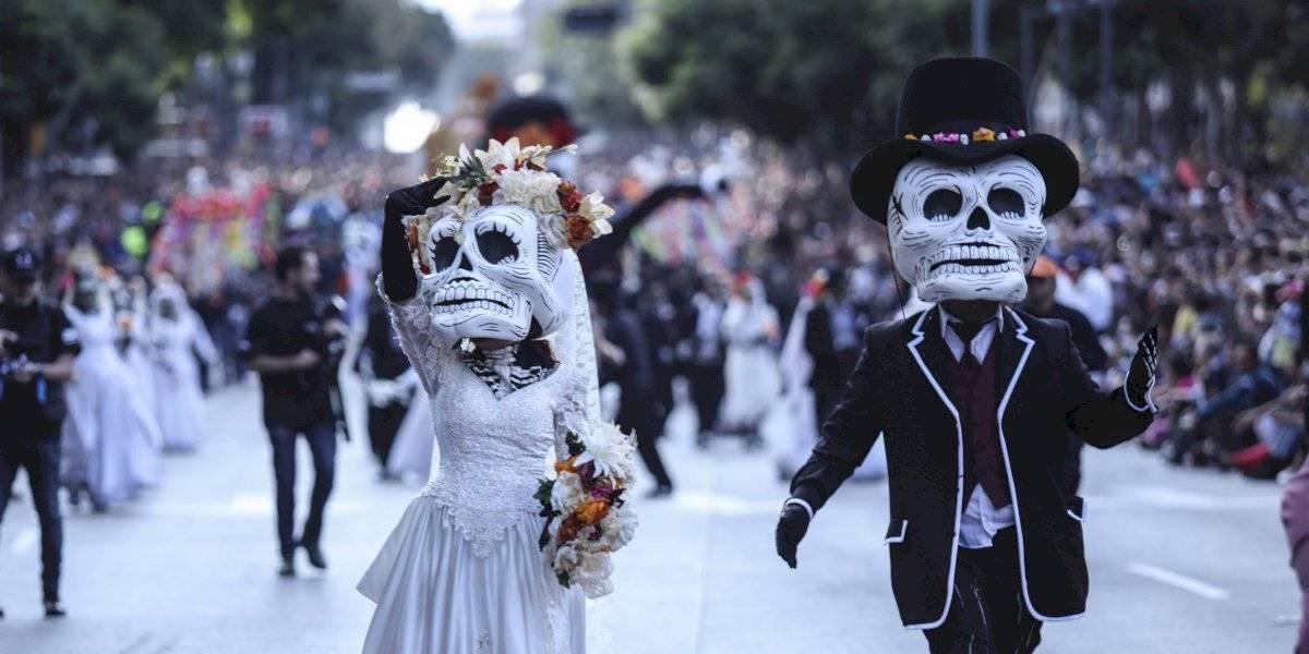 Cinco festejos para vivir el Día de Muertos en CDMX