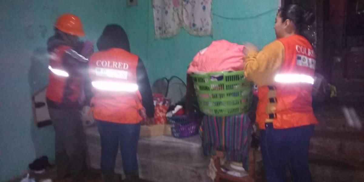 Oficializan estado de Calamidad en colonias de Villa Nueva
