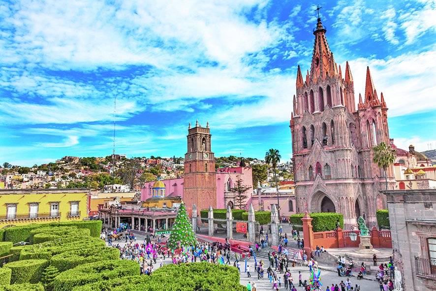 San Miguel de Allende (Guanajuato) Dreamstime