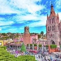 Cierran 13 hoteles de San Miguel de Allende