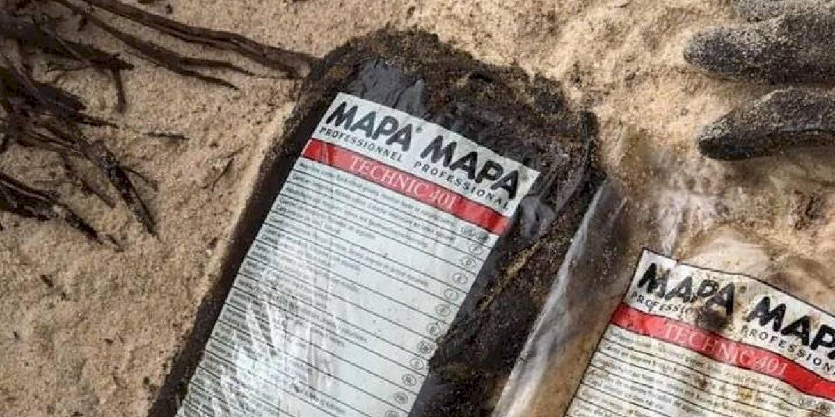 Comprova: Embalagens em Pernambuco não indicam culpado por vazamento de óleo