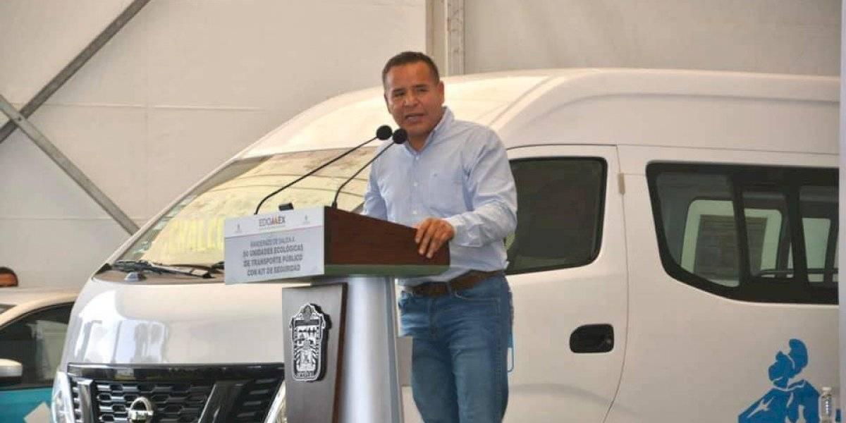 Difunden fotografía del auto que disparó contra alcalde de Valle de Chalco