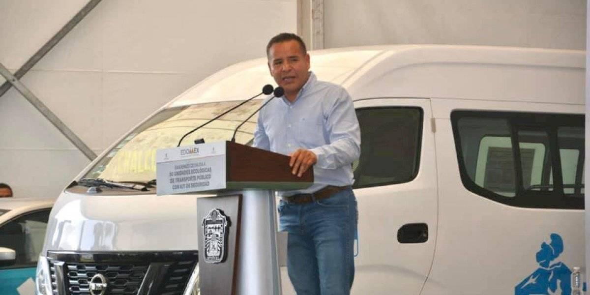 Practican electroencefalograma al alcalde de Valle de Chalco