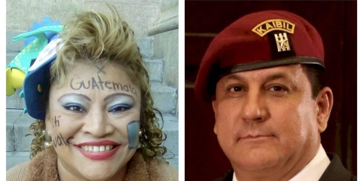 """VIDEO. Diputado Galdámez empuja a """"la Pirulina"""""""