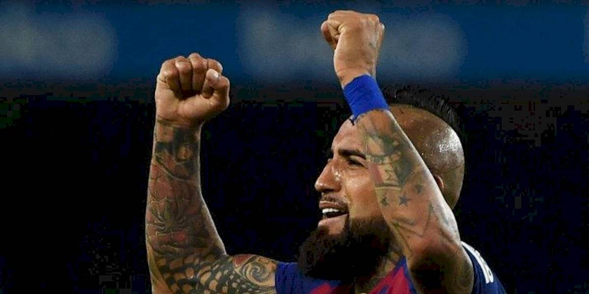 ¿Por qué Vidal debe ser titular ante el Borussia Dortmund? En España se rinden al Rey y lo piden como estelar en Barcelona