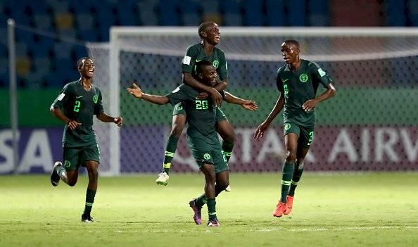 Ecuador cayó 3-2 ante Nigeria