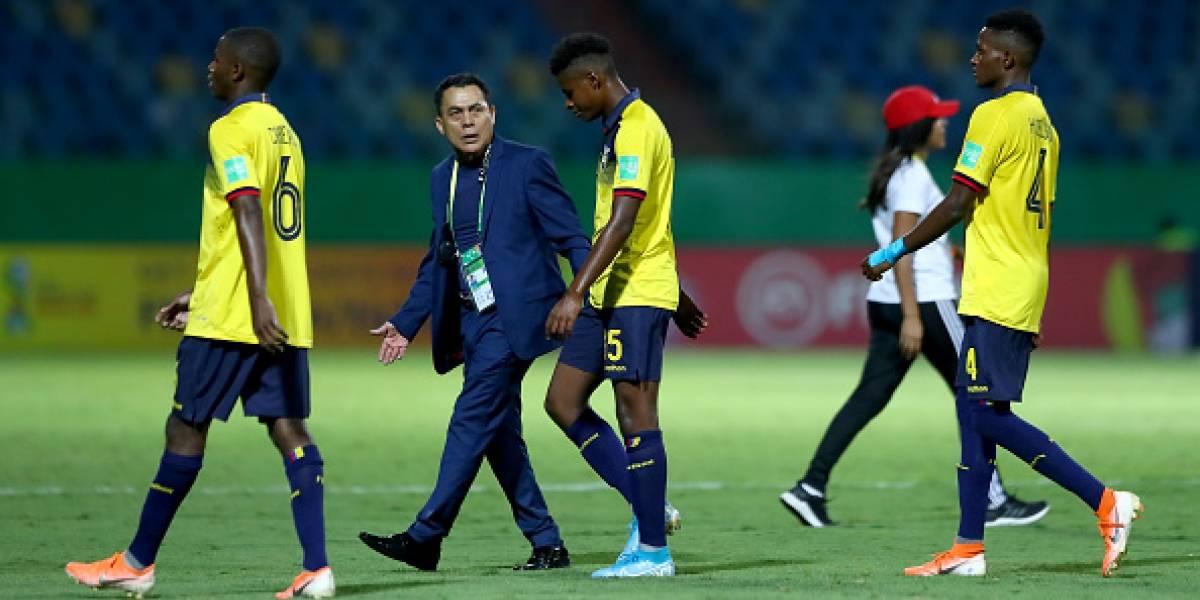 Mundial Sub 17 de Brasil: Ecuador cayó 3-2 ante Nigeria