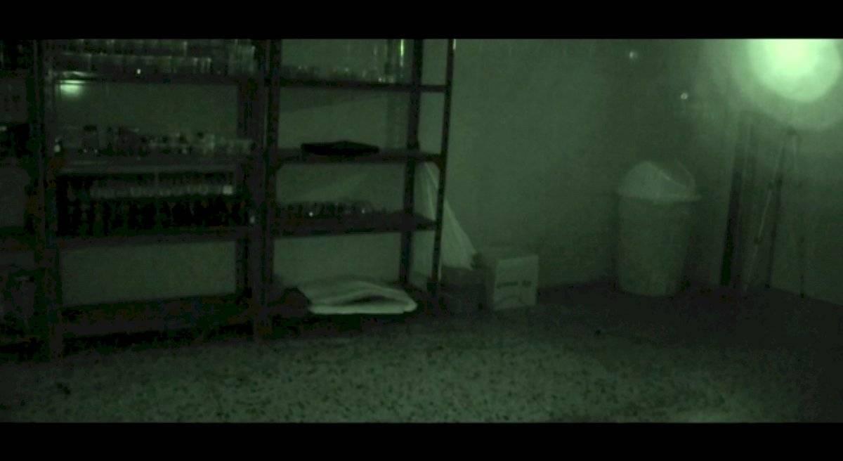 Investigación de Guatespantos en la morgue del Hospital San Juan de Dios