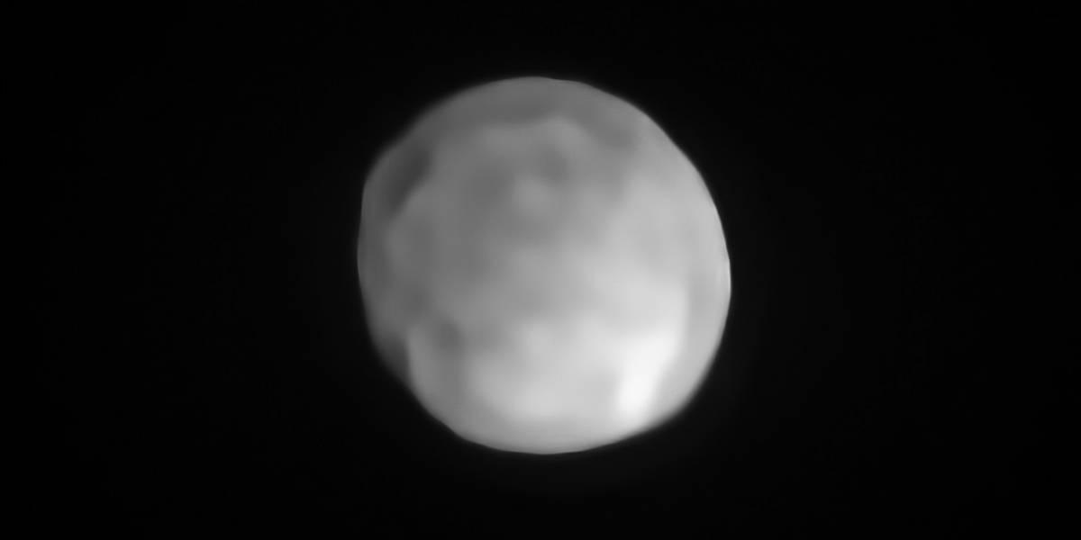 Higía: el asteroide con aspiraciones de planeta enano