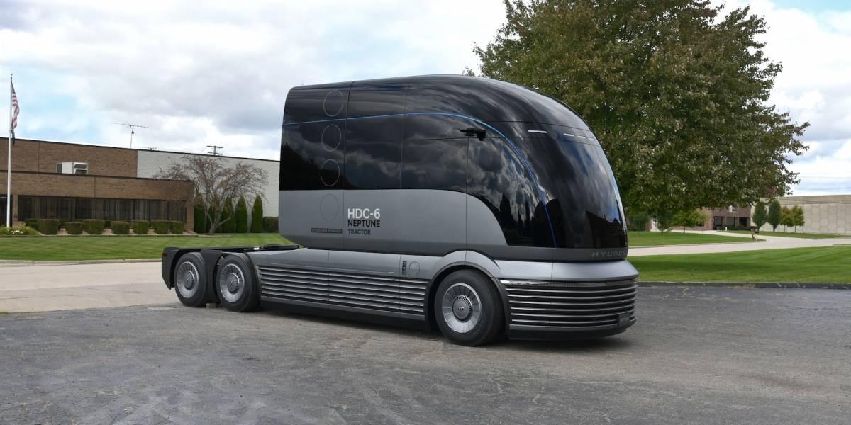 El futuro de los camiones comerciales: pilas de combustible impulsadas por hidrógeno