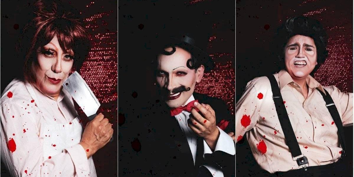 'La cría, el musical', la comedia de horror que despedirá al Cabaret Youkali