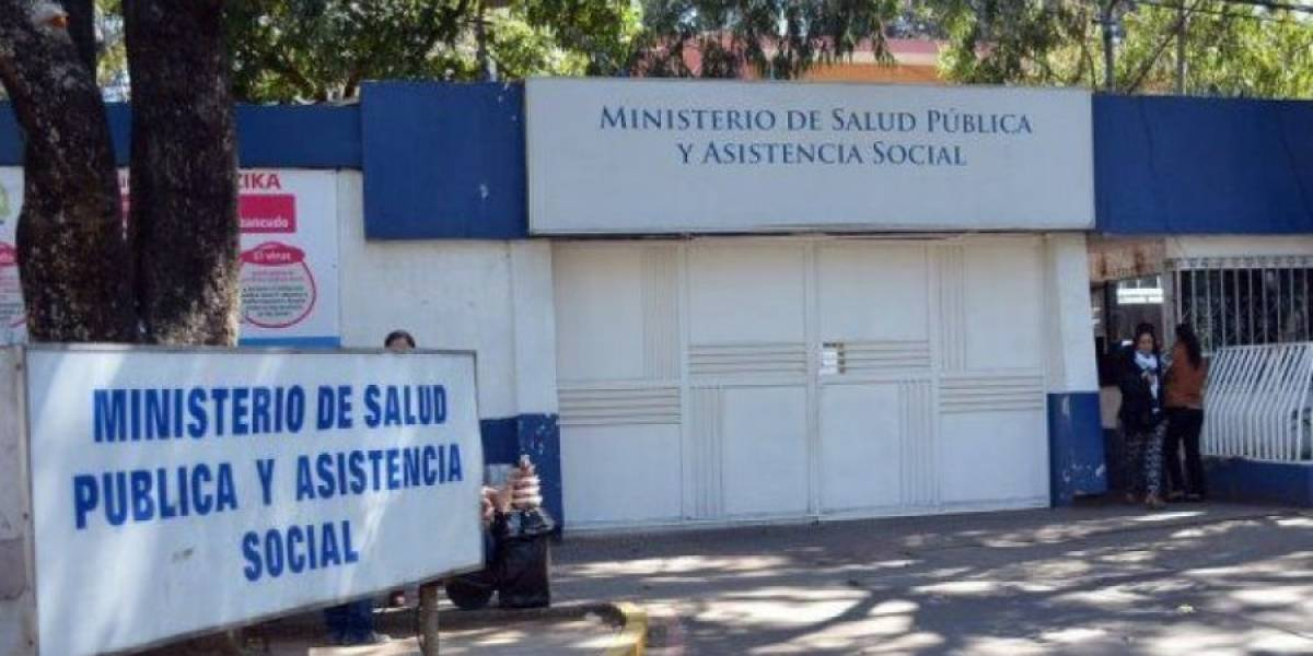 Salud denuncia a anteriores autoridades por incumplimiento