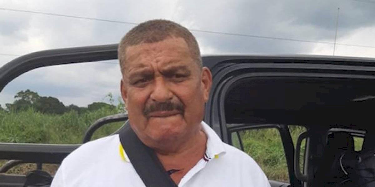Decomisan armas y fuerte suma de dinero en casa de alcalde señalado de narcotráfico