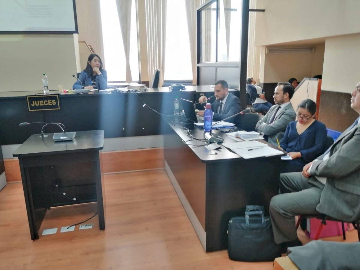 MP pide ligar a proceso a Otto Pérez y otros sindicados en caso Red de Poder