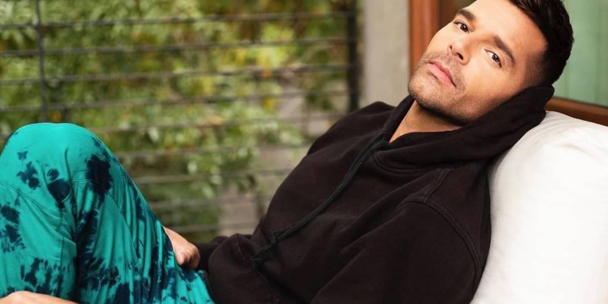 Esta es la primera imagen del cuarto hijo de Ricky Martin