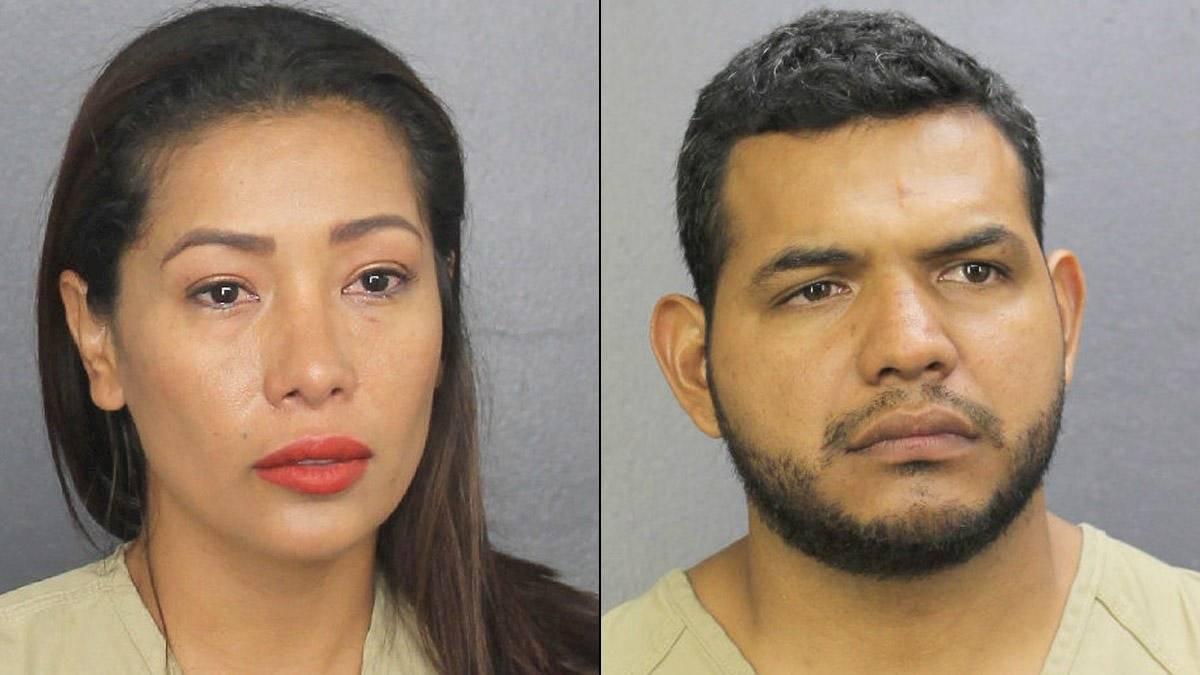 Expareja de Enner Valencia fue detenida en Estados Unidos por dejar a su hija dentro de un auto