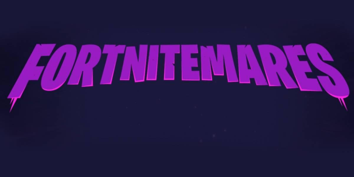 Fortnite: Esto es todo lo que sabemos de Fortnitemares