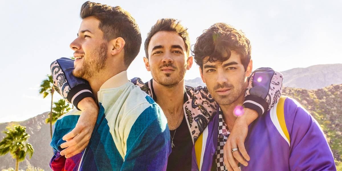 Jonas Brothers asumen su madurez