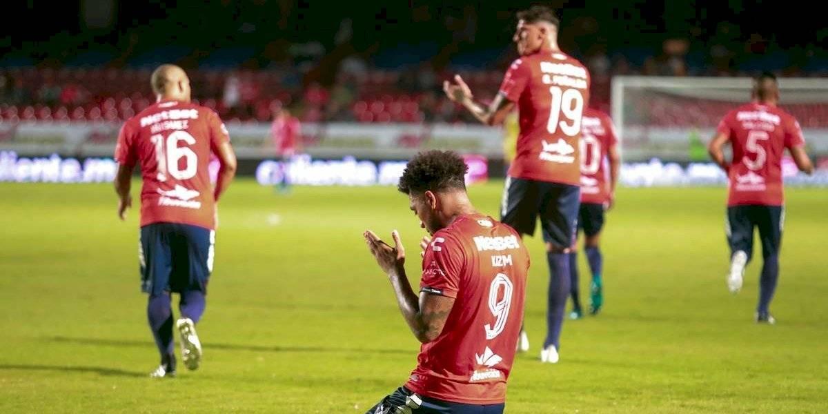 Veracruz acaba con la sequía de 41 partidos sin ganar en Liga MX