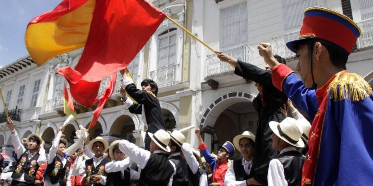 Estudiantes rendirán honores a la Atenas del Ecuador