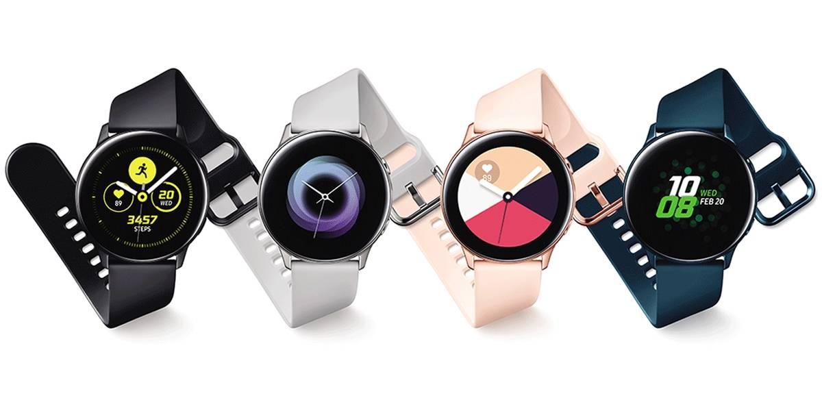 Galaxy Watch Active2 começa a ser vendido no Brasil