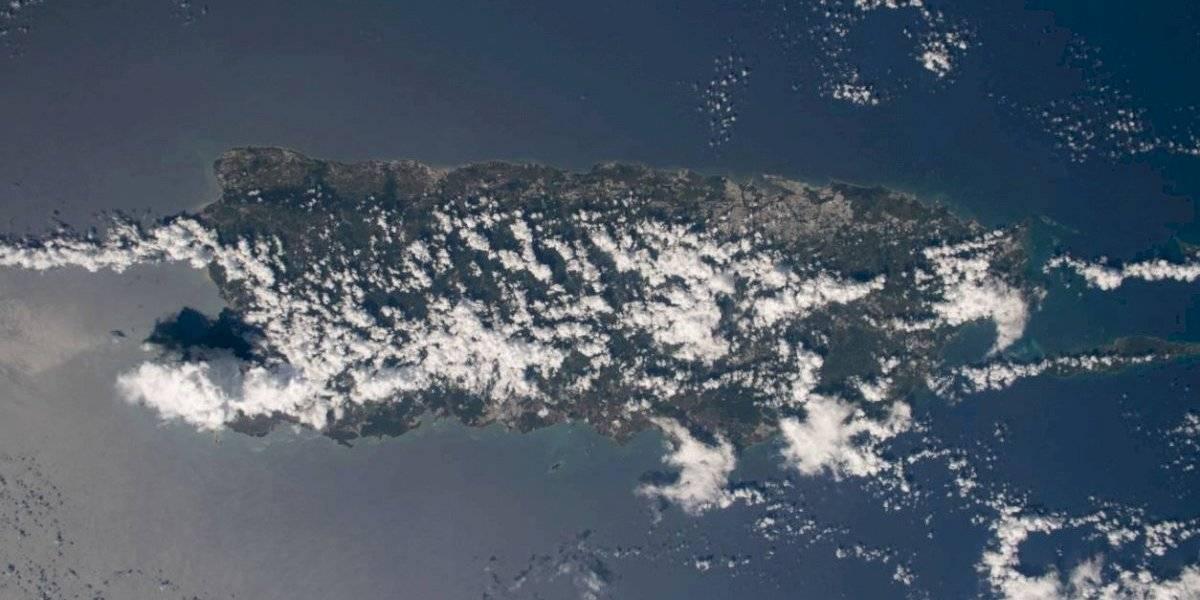 Astronautas captan impresionante foto de Puerto Rico