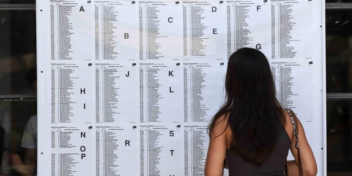 Fuvest divulga primeira lista de aprovados de 2020 nesta sexta-feira