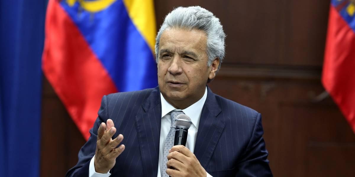 Lenín Moreno enviará un nuevo proyecto de urgencia económica a la Asamblea