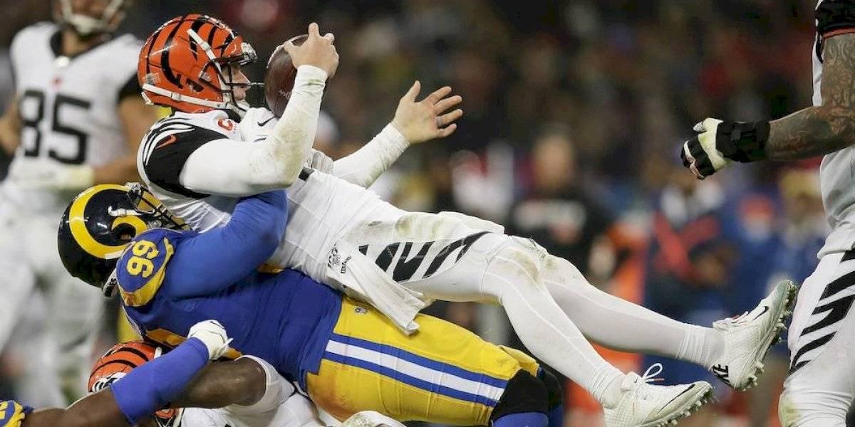 Andy Dalton no ocultó su enojo con Bengals tras quitarle titularidad