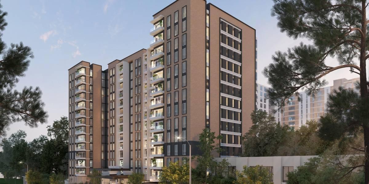 Nuevo complejo inmobiliario llega a la calzada Doroteo Guamuch Flores