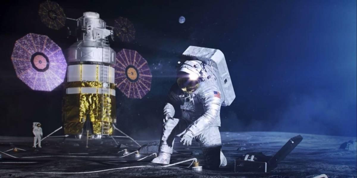 La NASA planea visitar la Luna en dos misiones después del 2020