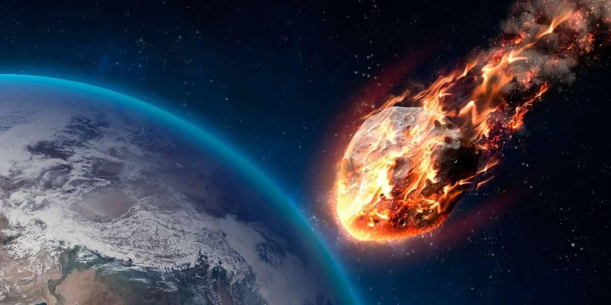 Dos asteroides pasarán cerca de la Tierra entre la Navidad y año nuevo