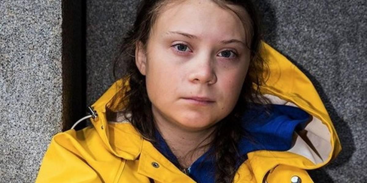 Pai de Greta Thunberg revela que ativista teve depressão