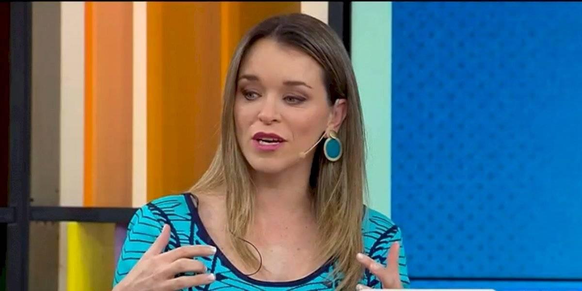 """Carla Zunino recibe críticas por calificar como violenta la manifestación """"el que baila pasa"""""""