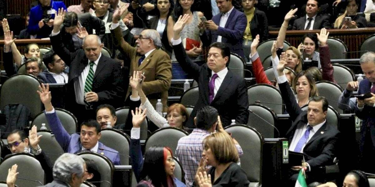 Diputados avalan Miscelánea Fiscal 2020 y la devuelven al Senado