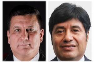 diputados Estuardo Galdámez y Haroldo Quej, señalados en caso ARCA