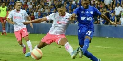 Liga de de Quito vs Emelec