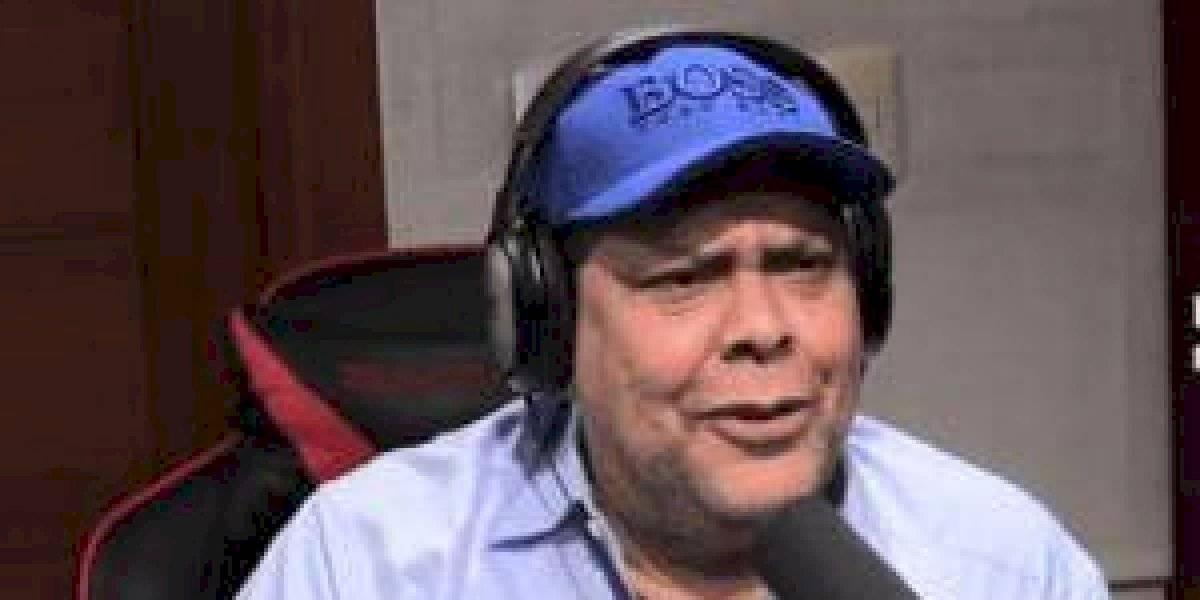 Fernando Villalona está delicado de salud por sobrepeso