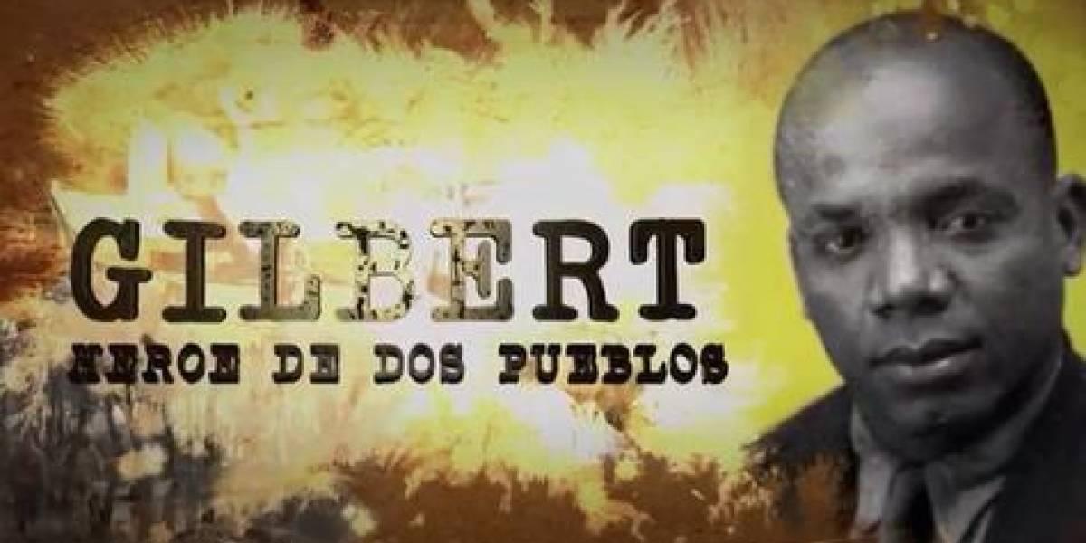 Documental 'Gilbert, héroe de dos pueblos' será presentado este viernes en Nicaragua