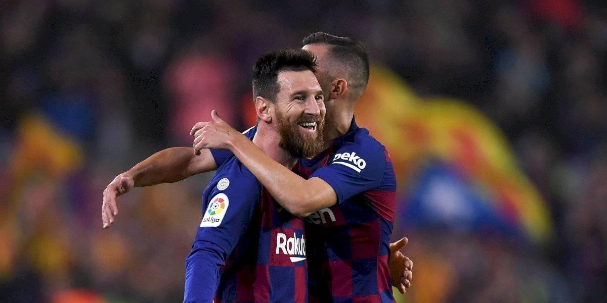 Tabla de goleadores de La Liga Española 2019-20 ((Actualizada))