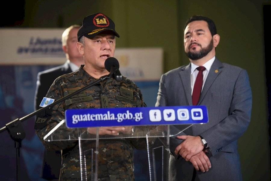 Luis Miguel Ralda indicó que culminó el estado de Sitio en municipios de Sololá