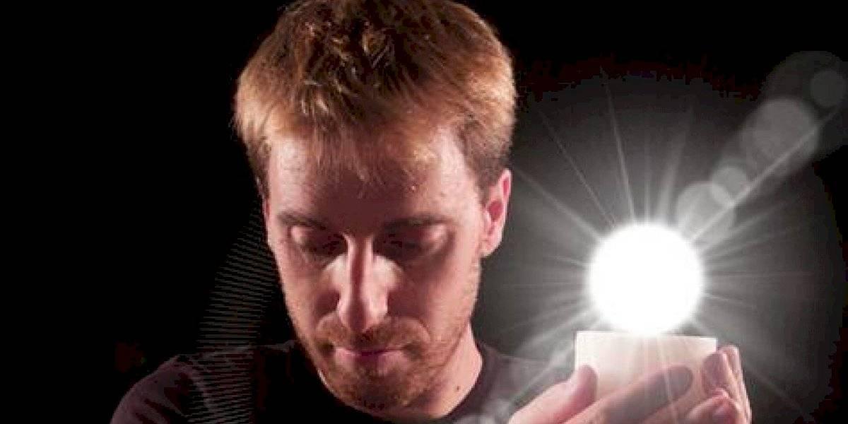 Mikel Lizarralde: El hombre que se comunica con los espíritus