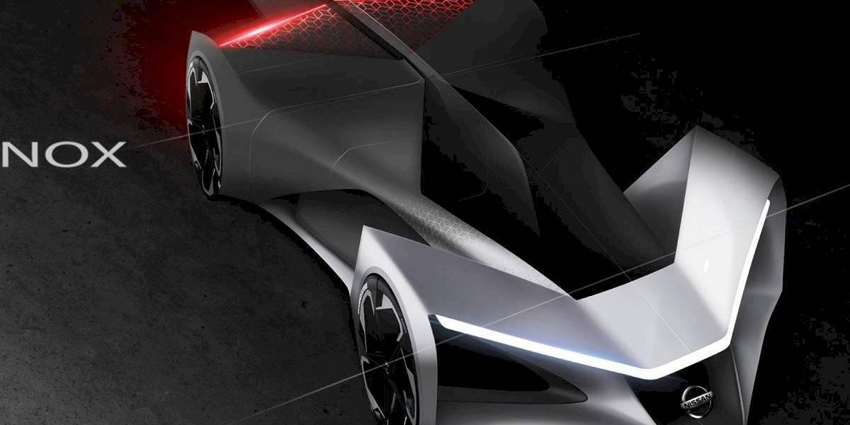 Nissan elige los mejores diseños conceptuales y futuristas de sus autos