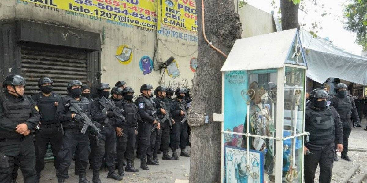 Operativo en Tepito fue exitoso, pese a liberación de 30 detenidos, insiste Sheinbaum