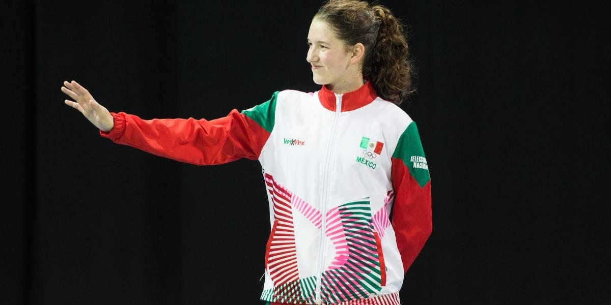Mexicana competirá por Italia para buscar lugar en Juegos Olímpicos