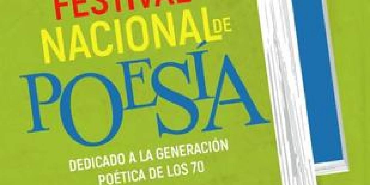 """Primer """"Festival Nacional de Poesía Santo Domingo 2019"""" en noviembre"""