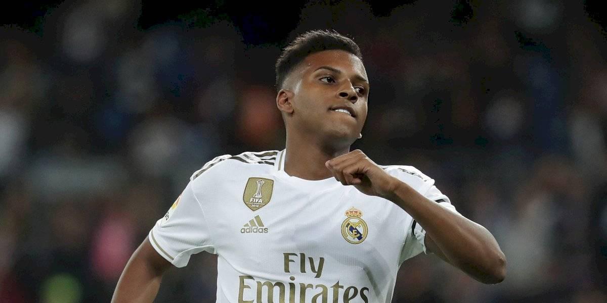 ¡Paseo de la castellana! Real Madrid volvió al ruedo con goleada (5-0)
