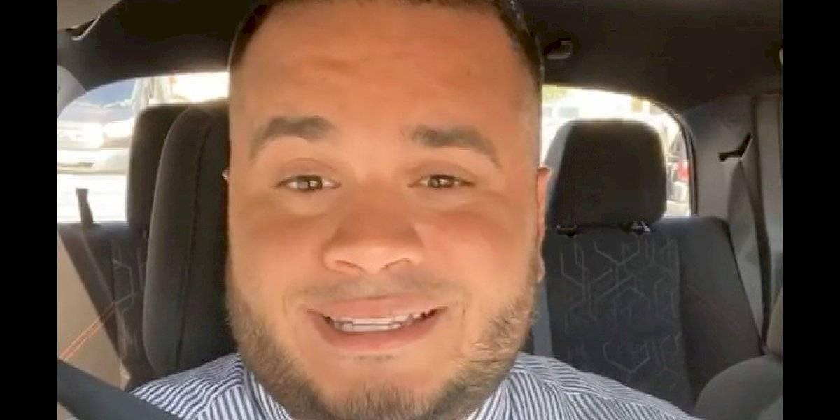 Jay Fonseca asegura que demandará a Rivera Schatz
